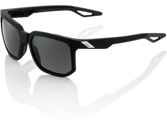 100% Centric Brillenglas, soft tact black | grey peakpolar